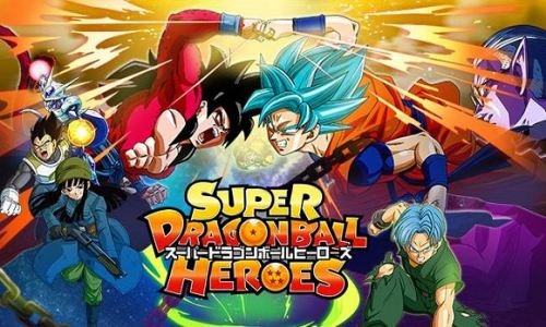 Dragon Ball Heroes Episodio 12