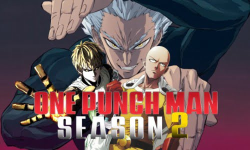 One Punch Man 2 Episodio 06