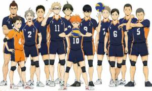 Haikyuu TO THE TOP Episodio 6