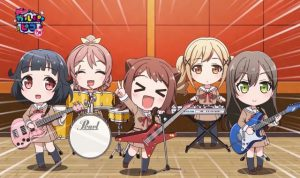 BanG Dream! Garupa Pico: Oomori – Episódio 20