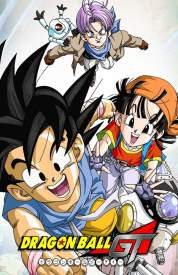 Dragon Ball GT Legendado – Todos os Episodios