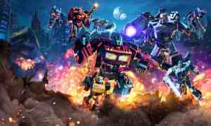 Transformers: War for Cybertron 2 EarthRise Episodio 4